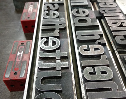Letterpress Artworks