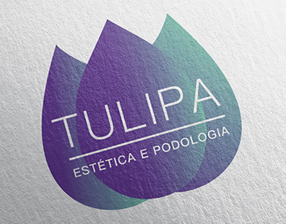 Logo for Beauty Center - Logotipo para Centro Estetica