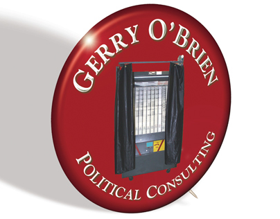 Political Direct Mail, Brochures, Ads & Posters