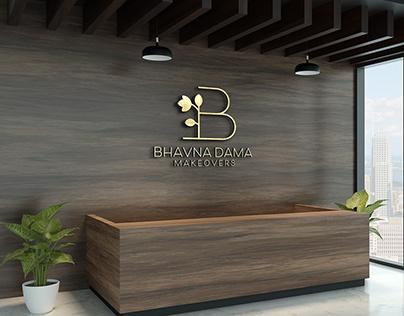 Branding / Logo Design for Bhavna Dama Makeovers