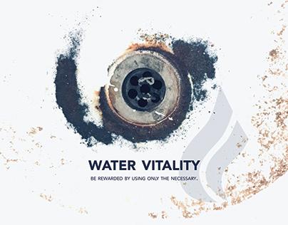 Water Awareness Campaign: Water Vitality Rewards