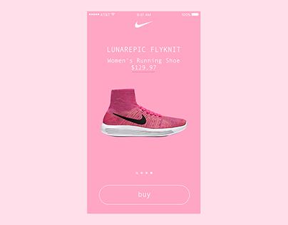 Nike Product Catalog