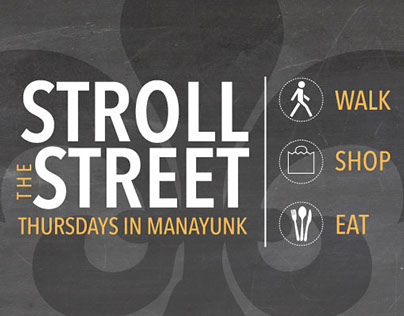 Bourbon Blue : Stroll the Street Promo