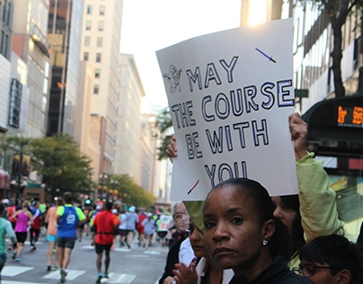 2016 Chicago Marathon - photography