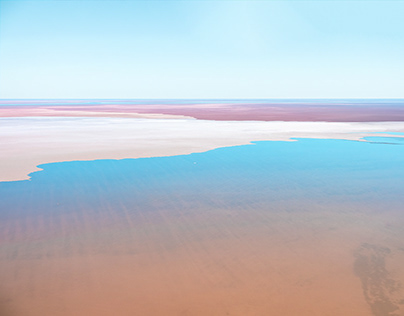 Lake Eyre / Kati Thanda