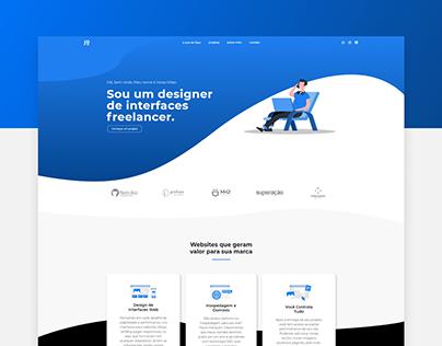 Personal Website - In progress