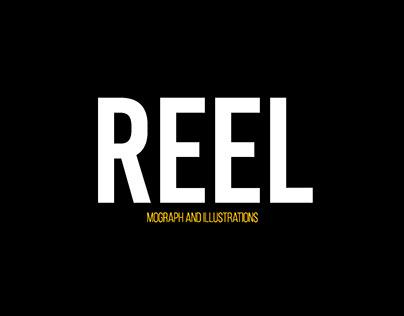 Mograph & illustrations Reel