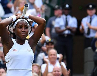 Wimbledon Round Reviews - Tennis