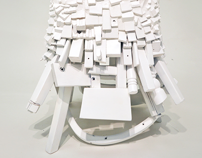 Fused Chair