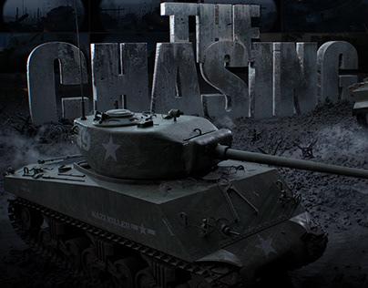 The Chasing - full CGi short movie