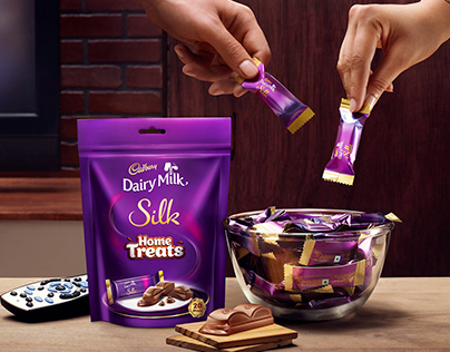 Cadbury Silk Home Treats