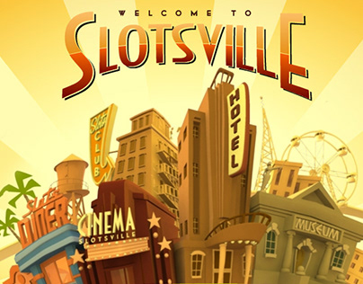 Slotsville Casino Design
