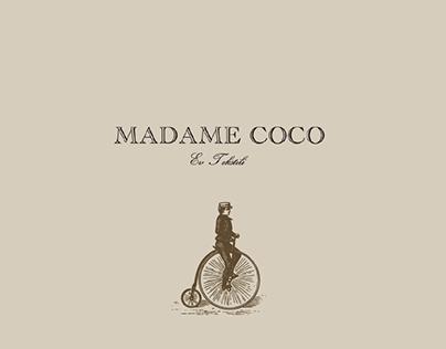 madame coco pattern design