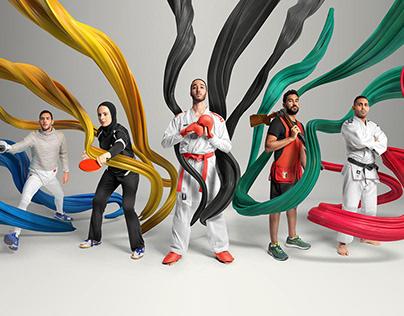 Tokyo 2021 Olympics X Vodafone