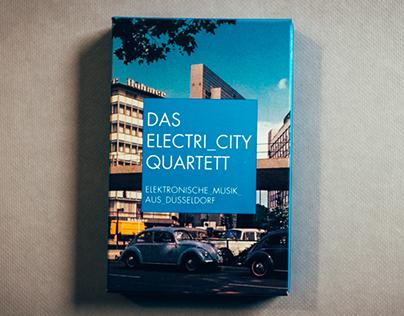 ELECTRI_CITY. Das Quartett