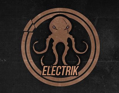Logo Branding: ELECTRIK