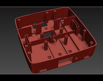 access point parts for 3D print