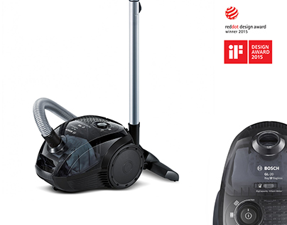 Industrial Design Projects: BGL20 | Vacuumcleaner