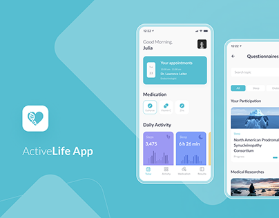 ActiveLife App - Study Case