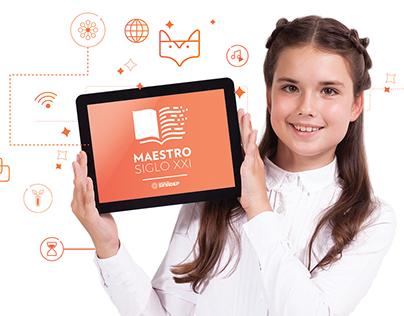 Maestro Siglo XXI - Plataforma Educativa