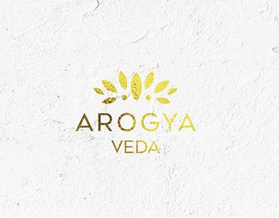 Arogya Veda   Logo Design