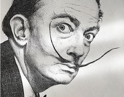 Dalí a la microfibra