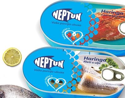 Neptun redesign