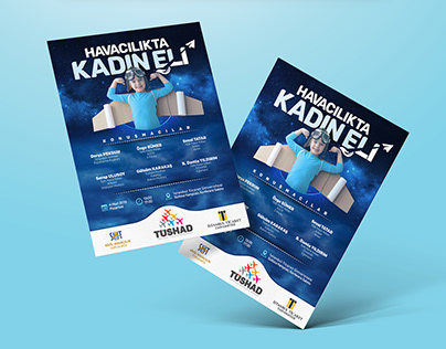 TÜSHAD Poster and Brochure Design