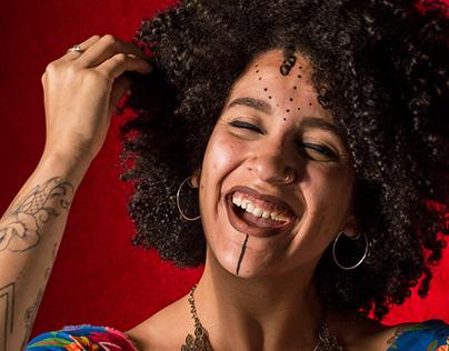 Mulheres Negras - Traços Que Contam Uma História