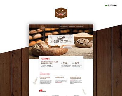 Ustvari kruh | Client: SPAR Slovenija