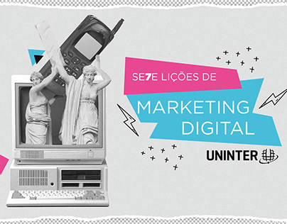 MARKETING DIGITAL - SE7E LIÇÕES