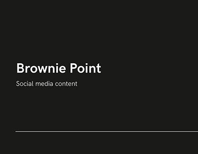 Brownie Point Video content