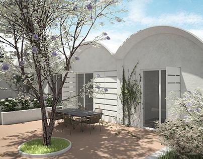 Townhouse in Menorca