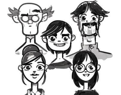 WIP / Comics