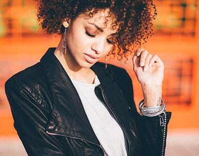 Sang Arts Photo Shoot - Hailey Laine: Producer/Stylist