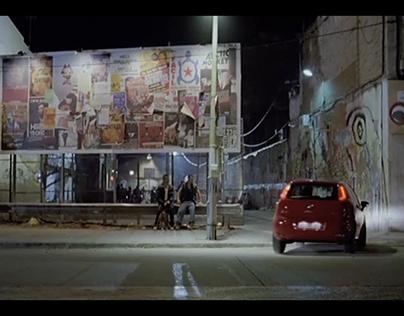 "Fiat Punto TVC 30"" Bronx"