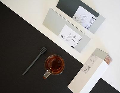 SHRUBS   Organic Tea - Package Design
