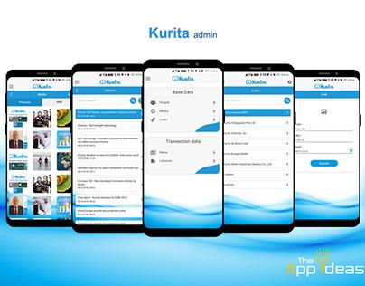 Mobile App Development - Kurita