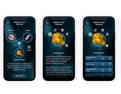 Interactive Infographics (UX Update)