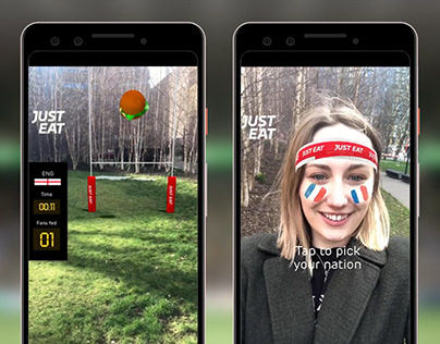 Just Eat 6 Nations AR