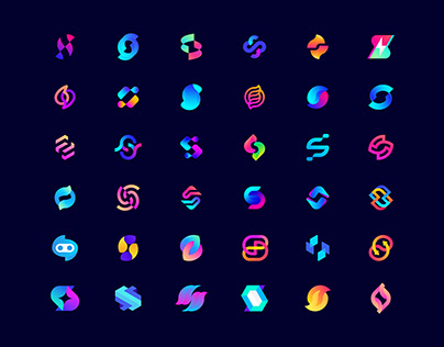 Unused S Logo Collection