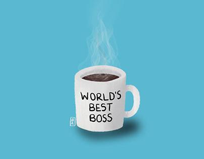 Michael's mug