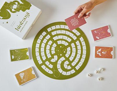 Kintsugi talk therapy game