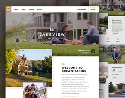 Neighborhood Development Site