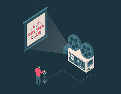 Alt.Cinema Club Animation