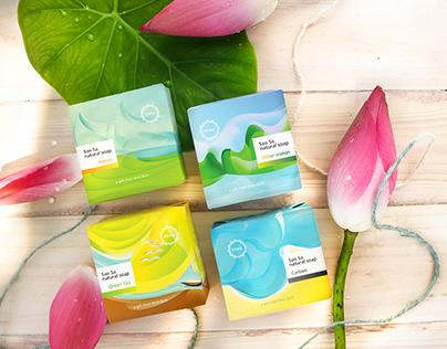 Sao Sa natural Soap