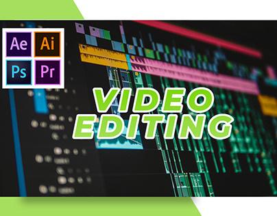 VIDEO EDITING DIGITAL MARKECTING PRESENTATION