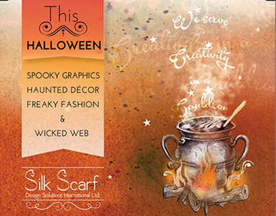 Halloween campaign