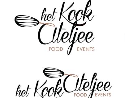 Logo design   het Kook-Ateljee