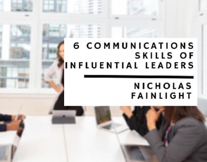 6 Communication Skills - Blog Header